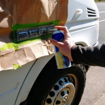 Badge Plasti Dip